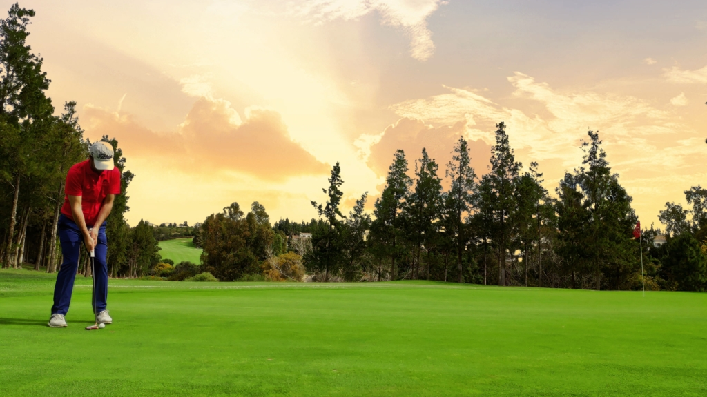 Train Your Brain for Better Golf